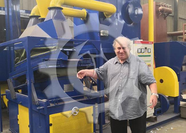 ituaiga-matutu Laau Toto Cable Granulating